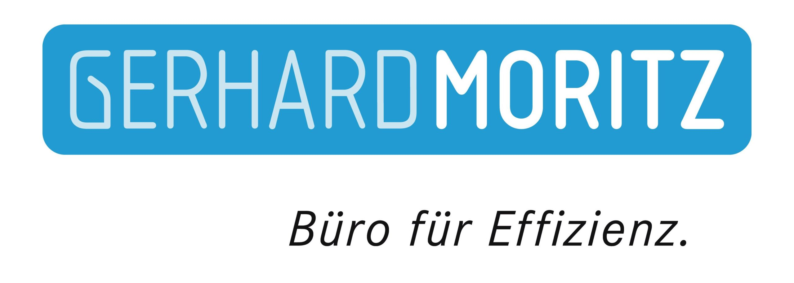 GERHARD MORITZ BÜRO FÜR EFFIZIENZ